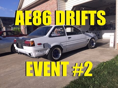 "Learning to Drift - Event # 2 ""Making Progress"""