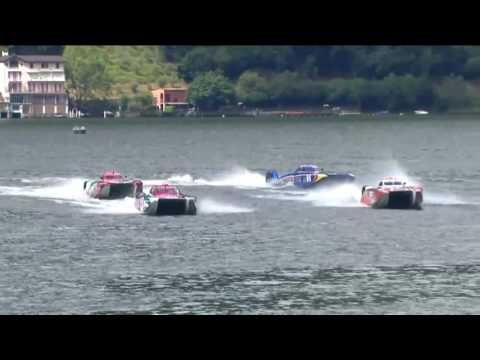 XCAT 2016 - Live GP Final - Lugano Switzerland