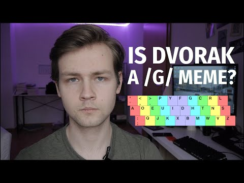 I Learned Dvorak So You Don't Have To