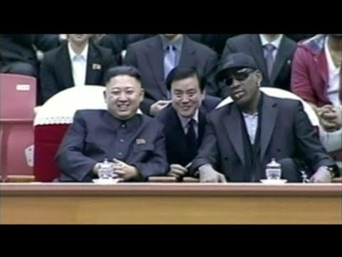 Dennis Rodman says North Korea visit was