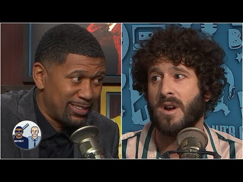 Lil Dicky Compares His Pickup Game To Steph Curry | Jalen & Jacoby