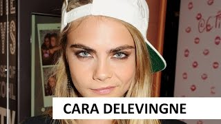 Cara Delevingne - Music Time / Кара Делевинь