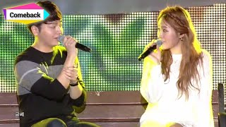 [Comeback Stage] SoYou X Urban Zakapa - The Space Between, 소유 X 어반자카파 - 틈, Show Music core 20141004