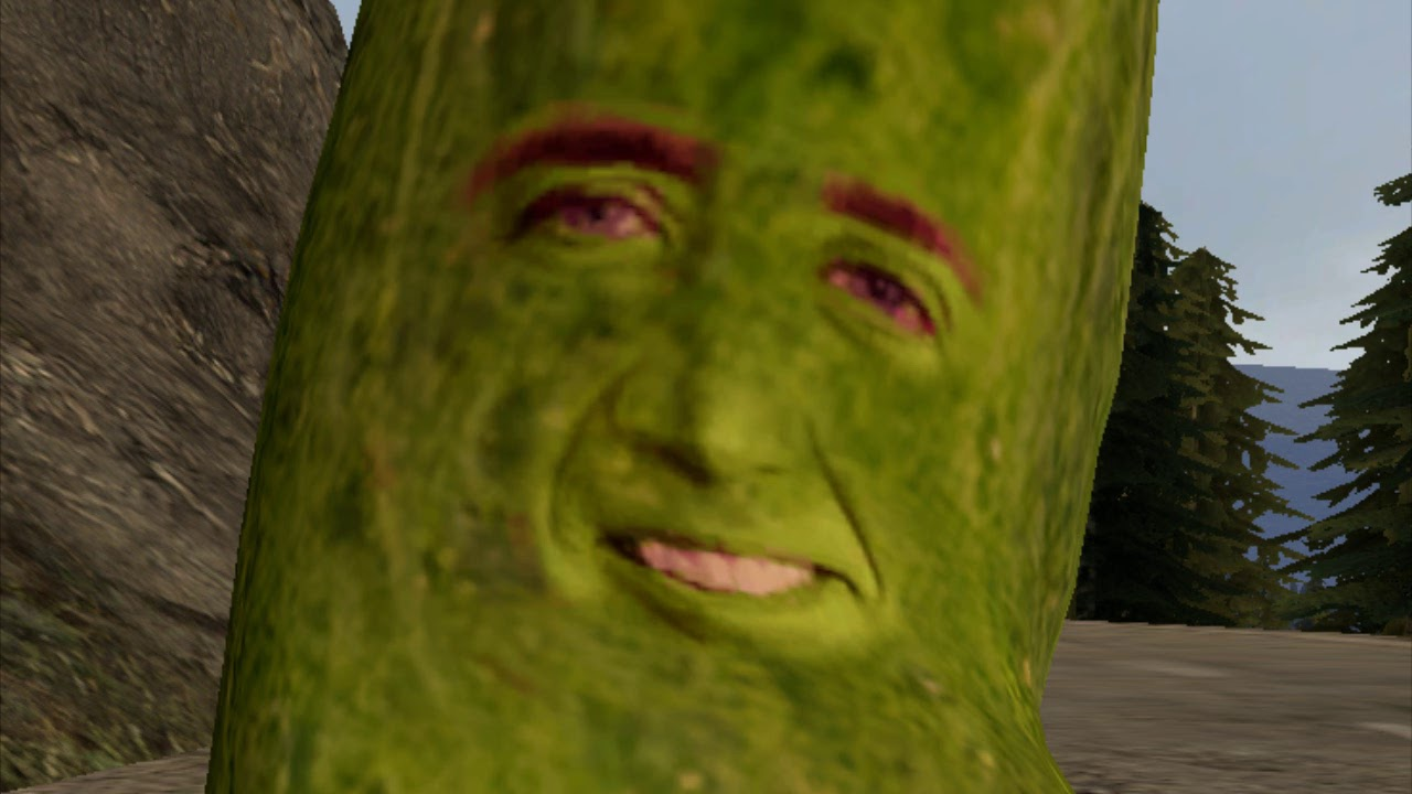 Picolas cage fights shrek to kill hitler and avenge miku gmod animation at the end