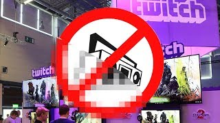 Twitch DMCA Mega Bannwelle