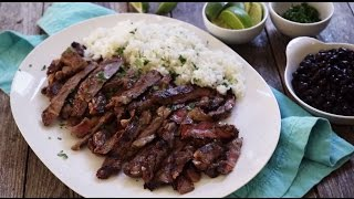 Grilling Recipes - How to Make Cuban Steak