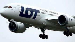 Przylot pierwszego Boeing