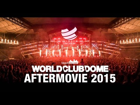 BigCityBeats WORLD CLUB DOME 2015 | Official Aftermovie