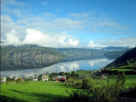 Norway Vacation 2012 (with background music from Secret Garden)