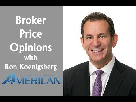 Broker Price Opinions