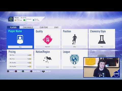 MARKET IMPACT OF WEEKEND QUALIFIERS! FIFA 19 Ultimate Team
