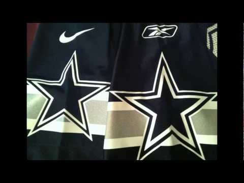 Nike NFL Jersey First Look- Dallas Cowboys