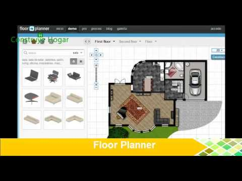 Programas para dise ar casas en 3d gratis youtube for Software diseno de interiores gratis