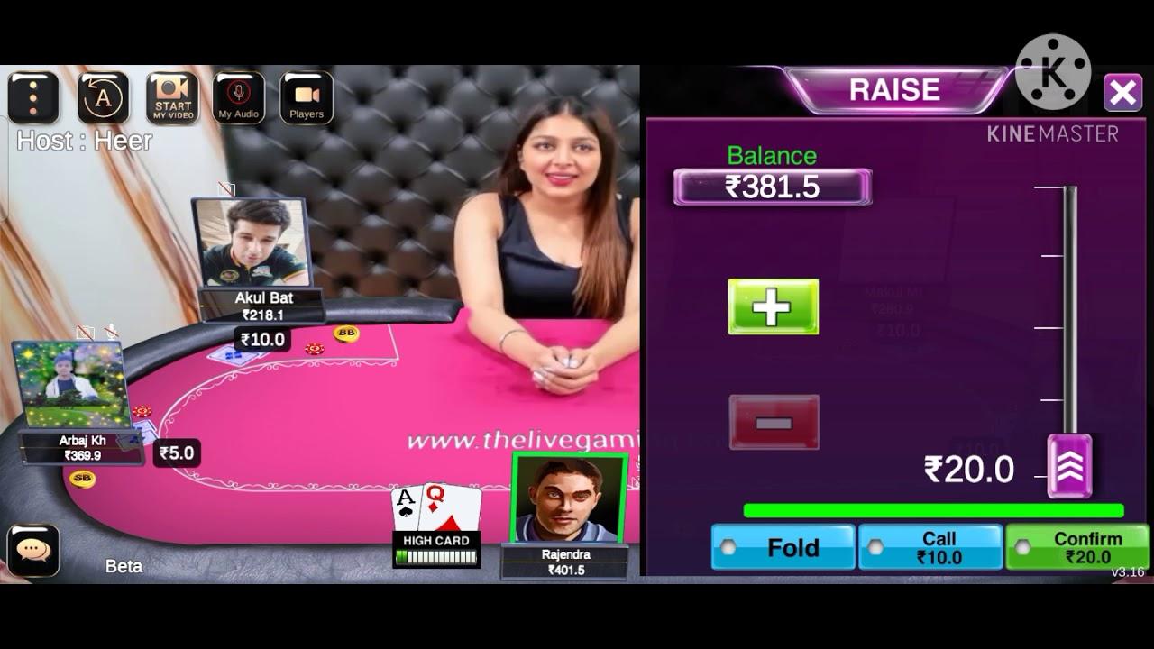 Poker Me Paisa Kamana Youtube