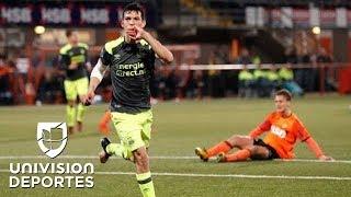 Video Gol Pertandingan FC Volendam vs PSV Eindhoven