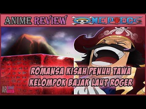 One Piece 967 - Romansa Penuh Tawa Bajak Laut Roger Menuju Laugh Tale