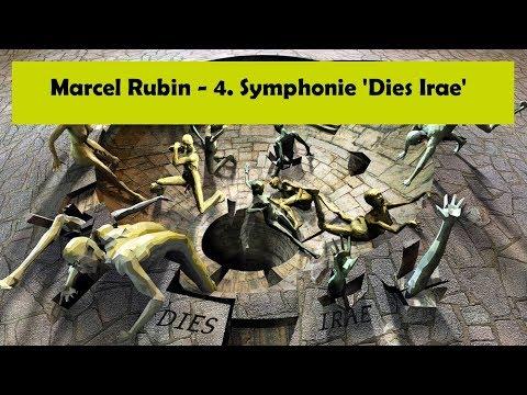 Marcel Rubin:   4  Symphonie 'Dies Irae'