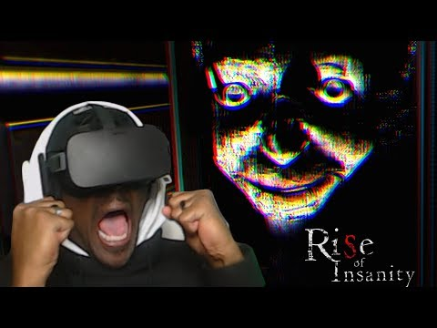 My Heart Tissue Is DAMAGED Now | Rise Of Insanity (New Locations) VR OCULUS RIFT REACTION