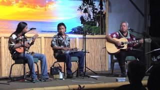 E Aloha No Honolulu @SlackKeyShow Bobby Ingano instrumental Hawaiian lap steel guitar