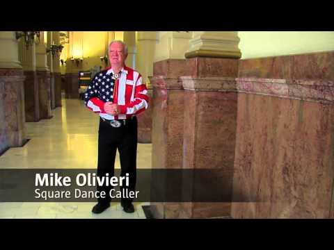 Colorado Square Dancers at Capitol