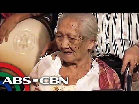 Bandila: Cash gift sa 3,000 Pinoy centenarians, malabo pang maibigay ngayong taon