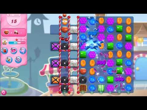Candy Crush Saga Level 5049 NO BOOSTERS