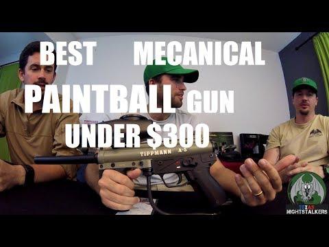 Best Mechanical Paintball Gun under $300
