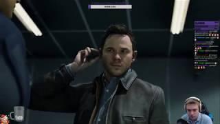 Quantum Break - Акты 3-4. Назад в будущее и вперед в прошлое.