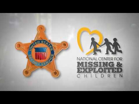U.S. Secret Service & NCMEC: Protecting Our Nation's Children