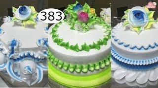 chocolate cake decorating bettercreme vanilla (383) Học Làm Bánh Kem Đơn Giản Đẹp - MiNi (383)