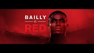 It's official Eric Bailly is Red