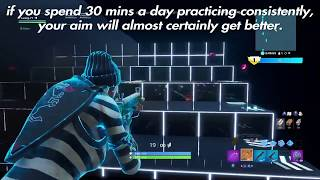 Improve your AIM DRASTICALLY with this fortnite creative map (keyboard/controller)