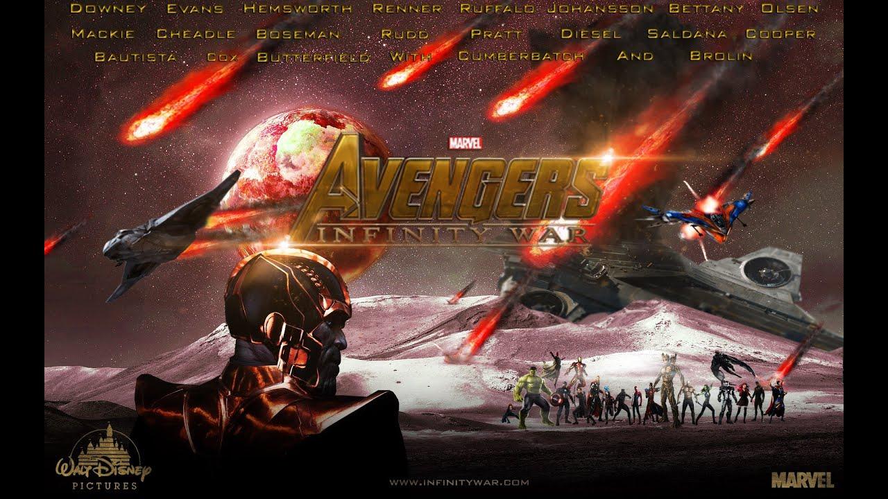 Avengers: Infinity War Theatrical Trailer #3 (Fan Made ...