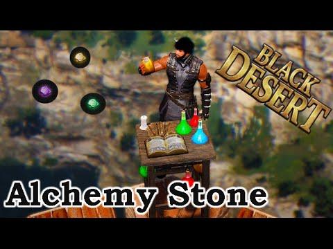 Black Desert Alchemy Stones