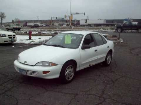 1999 Chevy Cavalier, 4 door, Auto with Air, FRESH TRADE ...