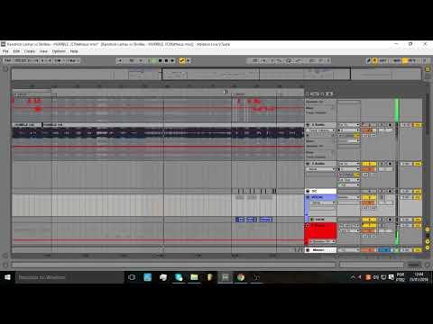 Kendrick Lamar vs Skrillex - HUMBLE. (CMatheuz Remix) [ABLETON PROJECT ALS]