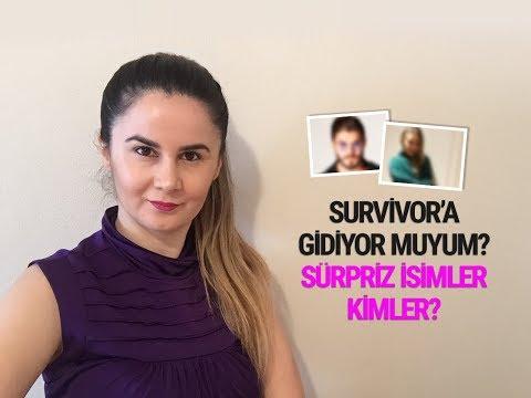 Survivor'a Gidiyor Muyum? Elemelerde Gördüğüm ünlü Isimler Kimlerdi?
