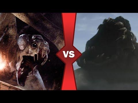 Cloverfield Monster vs Cloverfield Paradox | SPORE