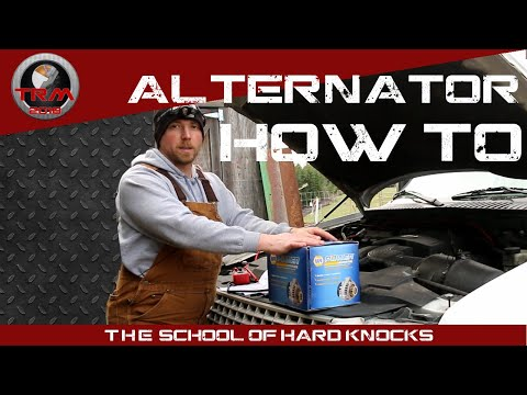 Installing a Battery Isolator for a Dual Battery System