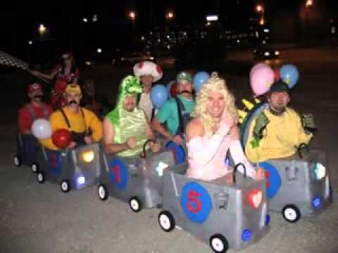 Cool Group Halloween Costume Ideas
