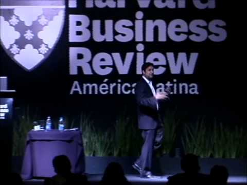 Dr. Kaihan Krippendorff :: Harvard Business Review Latin America speech