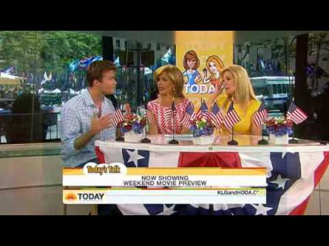 Cody Gifford ing Movies For 'Today'  4