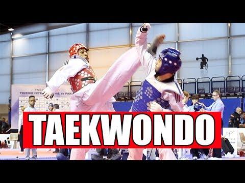 LE TOURNOI INTERNATIONAL DE TAEKWONDO - LES GOODIES SUR SFR SPORT 5