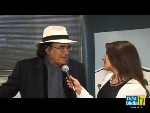 Video intervista a Al Bano Carrisi: gli Orsi di Biella