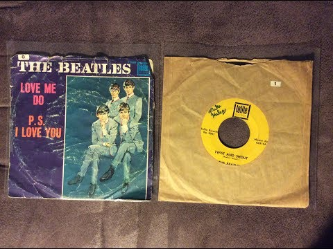 The Beatles Vee Jay Collection Part II: Tollie Records Singles