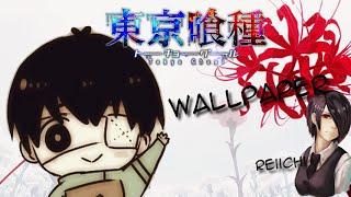 Wallpaper: Tokyo Ghoul