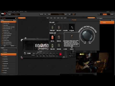 Overloud TH-U Amp Tweak explained
