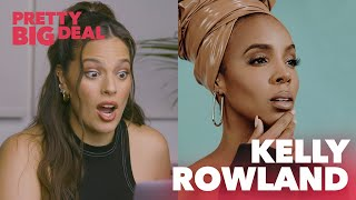 Kelly Rowland is Tired of Being Nice | Pretty Big Deal with Ashley Graham