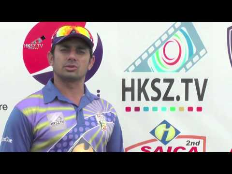 HKSZ.TV Official Sponsors Of Interloop Tournament Pakistan Faisalabad Saeed Ajmal Partners