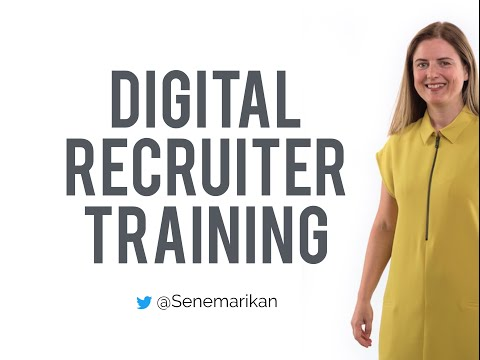Digital Recruiter Training - Master Boolean Search - Write boolean search strings